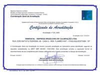 Serviços de calibração rbc
